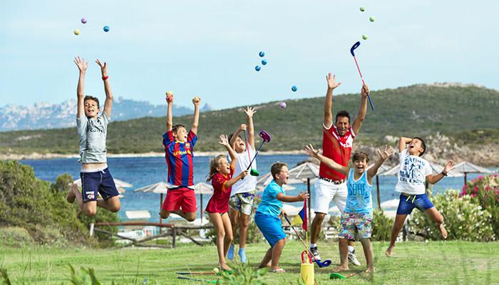 Resort Valle dell'Erica, miglior hotel al mondo per famiglie, Sardegna