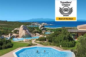 Resort Valle dell'Erica, miglior hotel di lusso in Italia