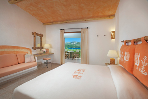 Habitaciones Delphina Hotel Cala di Lepre Palau, Costa Smeralda Cerdena - Italia