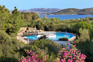 Wellness and SPA Delphina Hotel Cala di Lepre Palau, Costa Smeralda Sardinien - Italien