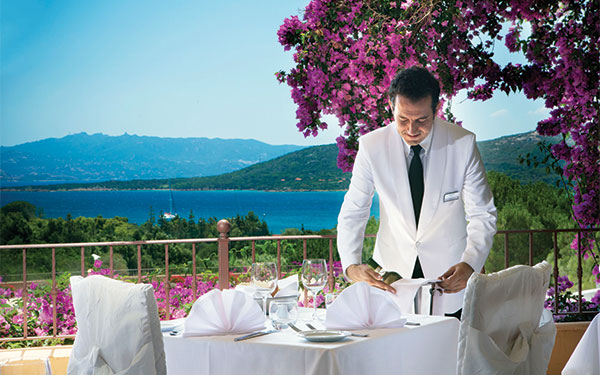 Ristorante Arcipelago - Park Hotel Cala di Lepre - Palau