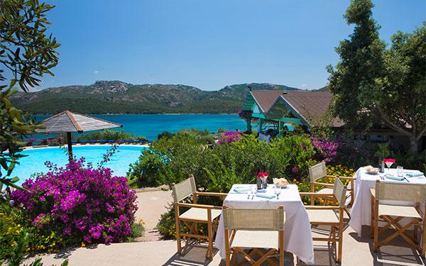 Ristorante Grill & Snack-Bar  - Park Hotel Cala di Lepre - Palau