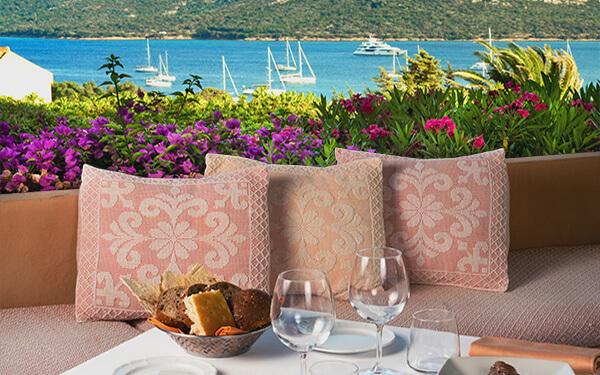 Ristorante le Terrazze - Park Hotel Cala di Lepre - Palau