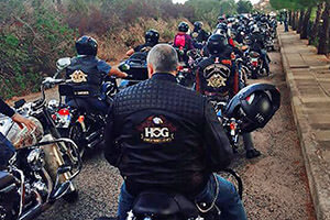 Primo Raid In Moto in Sardegna