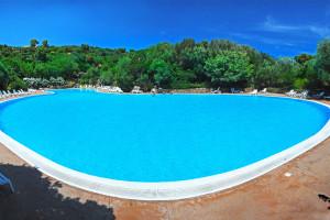 residence il mirto gallery piscina  Palau, Cala Capra Cerdena - Italia