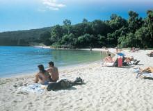 residence il mirto gallery spiaggia  Palau, Cala Capra Sardinia - Italy