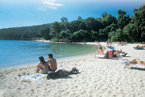 residence il mirto gallery spiaggia  Palau, Cala Capra Sardegna