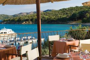 Restaurants Delphina Residence Il Mirto Palau, Cala Capra Sardinien - Italien