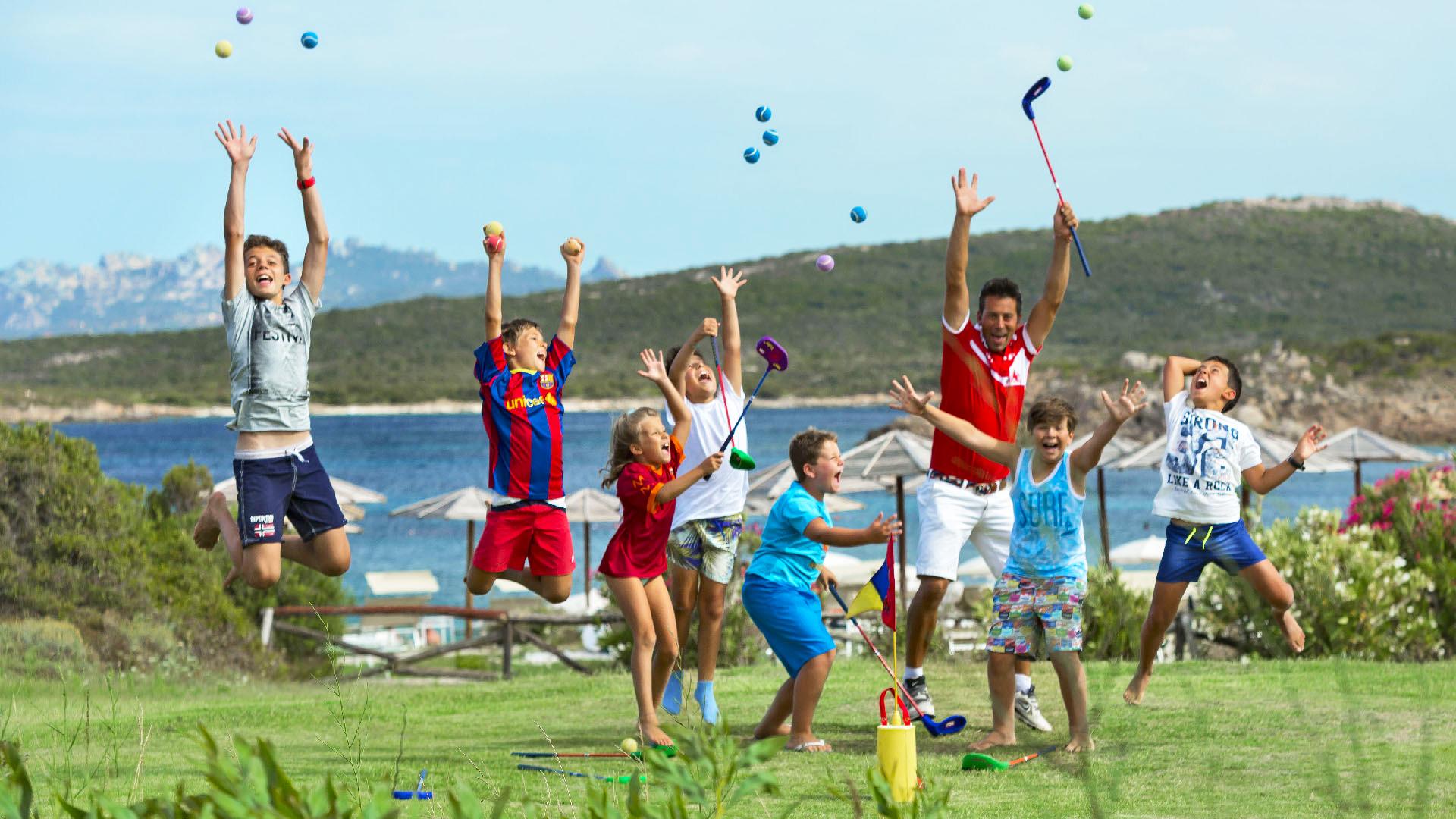 Dove andare in sardegna con bambini la costa nord for Vacanze in sardegna con bambini
