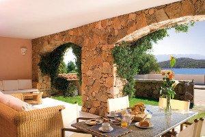 Die Villen Delphina Resort Cala di Falco Cannigione, Costa Smeralda Sardinien - Italien