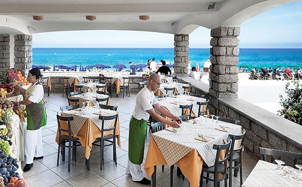 Ristorante alla Spiaggia - Resort Le Dune  - Badesi