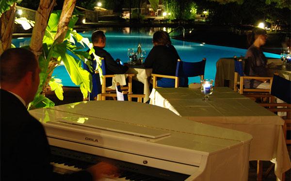 Ristorante Romantico - Resort Le Dune  - Badesi