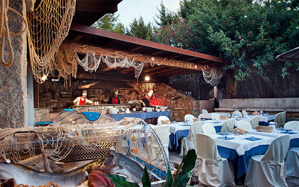 Ristorante Scorfano - Resort Le Dune  - Badesi