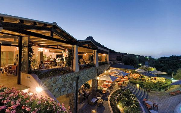 Ristorante La Terrazza  - Resort Cala di Falco - Cannigione