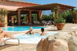 Centro Benessere Delphina Resort Le Dune Badesi Sardegna