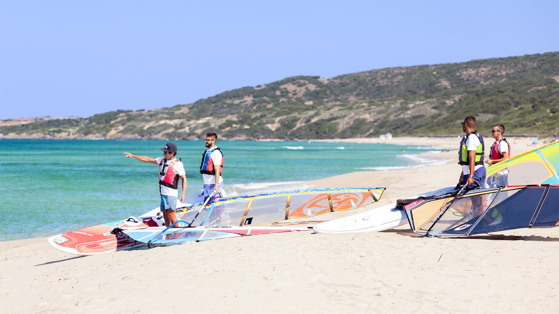 resort-le-dune-sport-sardegna