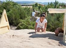resort le dune gallery benessere trattamenti sabbiature  Badesi Sardinien - Italien
