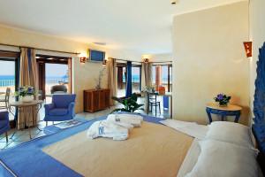 resort le dune gallery camera presidenziale  Badesi Sardaigne - Italie
