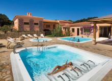 resort le dune gallery centro dune benessere piscine  Badesi Sardinien - Italien