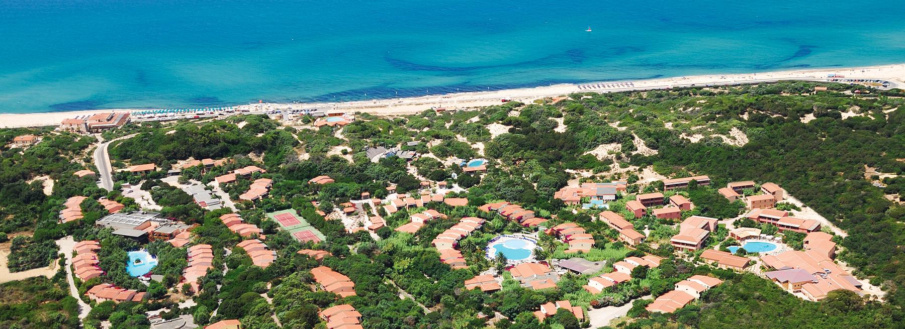 Delphina Sonderangebote & Specials für Hotels auf Sardinien Badesi Sardinien - Italien