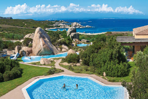 Thalasso and Wellness Delphina Resort Valle dell'Erica S. Teresa di Gallura Sardinia - Italy