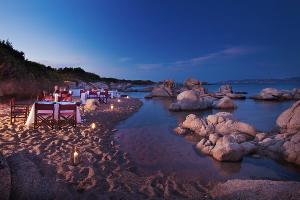 Restaurants Delphina Resort Valle dell'Erica S. Teresa di Gallura Sardaigne - Italie