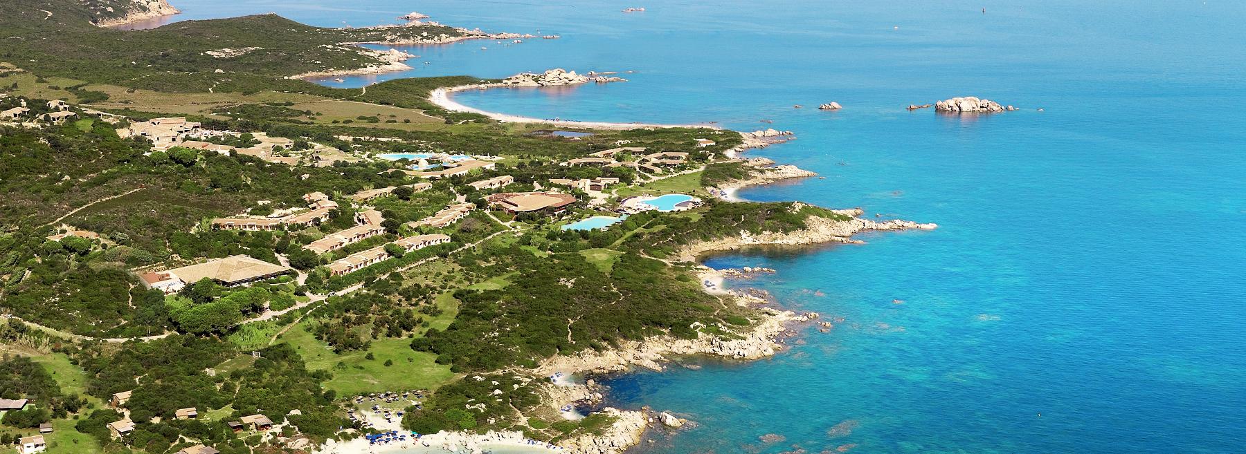 Delphina Tarifas Resort Valle dell'Erica 2017 S. Teresa di Gallura Cerdena - Italia