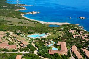 resort valle dell erica gallery licciola vista aerea  S. Teresa di Gallura Sardegna