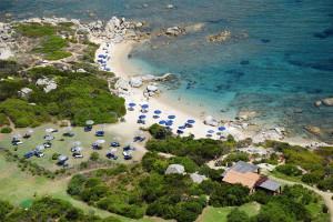 resort valle dell erica gallery spiaggia alto  S. Teresa di Gallura Sardegna