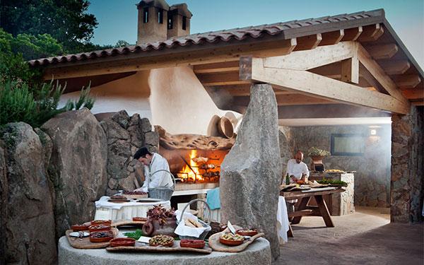 Ristorante li Ciusoni - Resort Valle dell' Erica - Santa Teresa Gallura