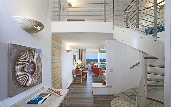 Junior Suite Family Exclusive Vista Mare- Hotel Licciola - Santa Teresa Gallura