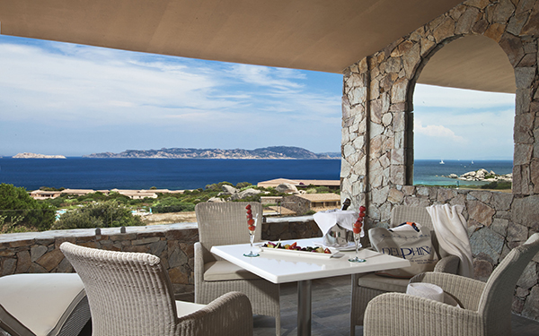 Junior Suite Family Exclusive Vista Mare- Hotel Licciola - Santa Teresa Gallura