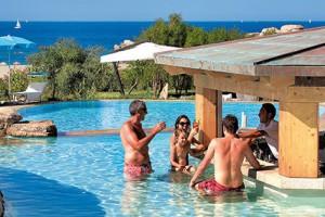 Resort Valle dell'Erica, la piscina dei bambini