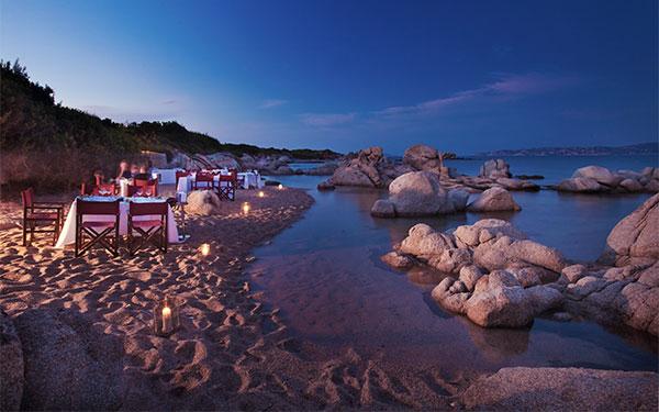 Ristorante Li Zini- Resort Valle dell' Erica - Santa Teresa Gallura