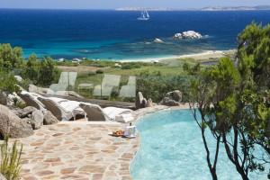 Suite Arcipelago Vista Mare con piscina - Resort Valle dell'Erica - Santa Teresa Gallura - Nord Sardegna