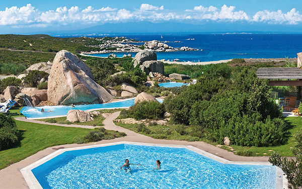 Resort Valle dell'Erica Thalasso & SPA 5*