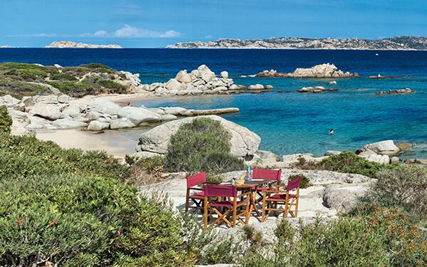 Snack bar Li Caracoli  - Resort Valle dell' Erica - Santa Teresa Gallura