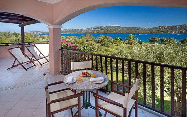 Camera Suite Vista Mare  - Resort Cala di Falco - Cannigione