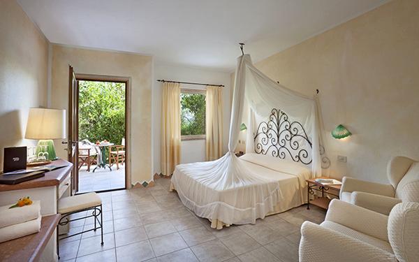 Single room - Hotel Capo d'Orso - Palau
