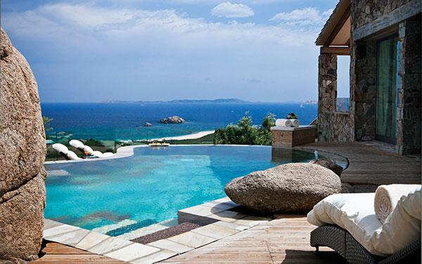 Suite Arcipelago Vista Mare- Hotel Licciola - Santa Teresa Gallura