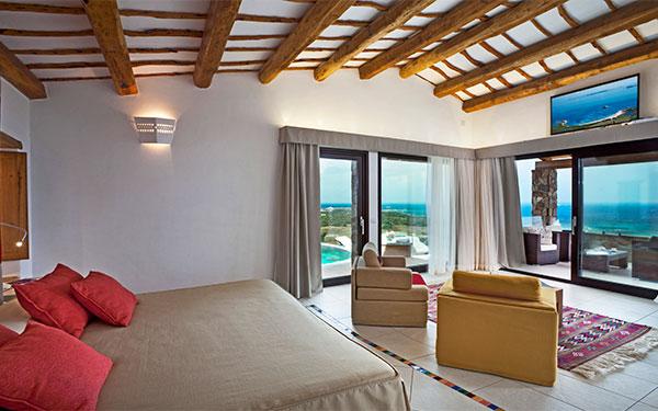 imperial Suite vista mare - Hotel Valle Erica - Santa Teresa Gallura