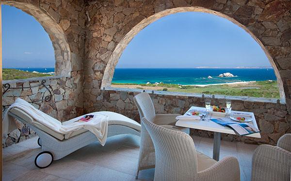 Junior Suite Exlcusive vista mare- Hotel Licciola - Santa Teresa Gallura