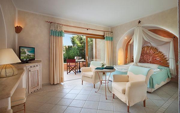 Benessere- Giglio - Hotel Valle Erica - Santa Teresa Gallura