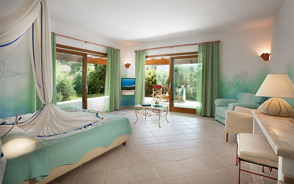 Benessere - Orchidea - Hotel Valle Erica - Santa Teresa Gallura