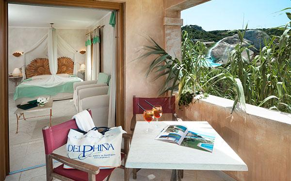 Benessere - Orchidea - Hotel Valle Erica - vista mare - Santa Teresa Gallura