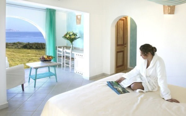 Junior Suite Vista Mare - Hotel Valle Erica - Santa Teresa Gallura