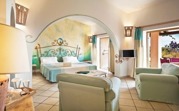 Junior Suite Mirtilla - Hotel Valle Erica - Santa Teresa Gallura