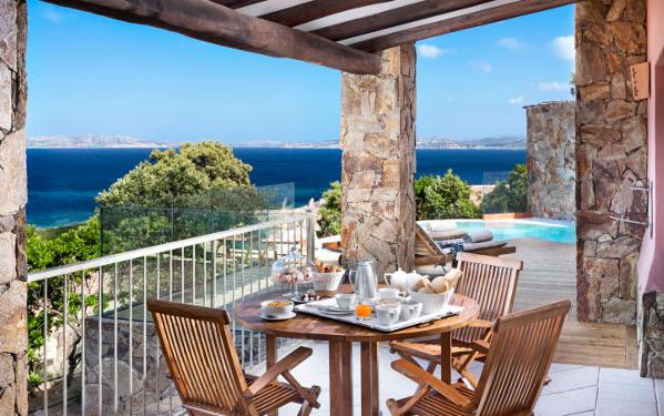 Suite President - vista mare - Hotel Valle Erica - Santa Teresa Gallura