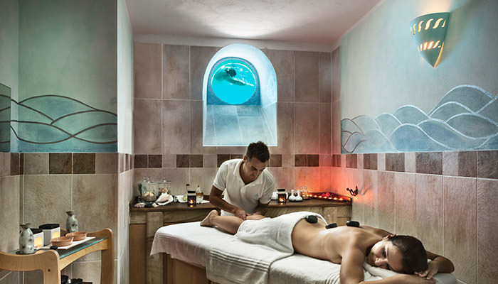 Delphina hotel and resort Thalassotherapy centres