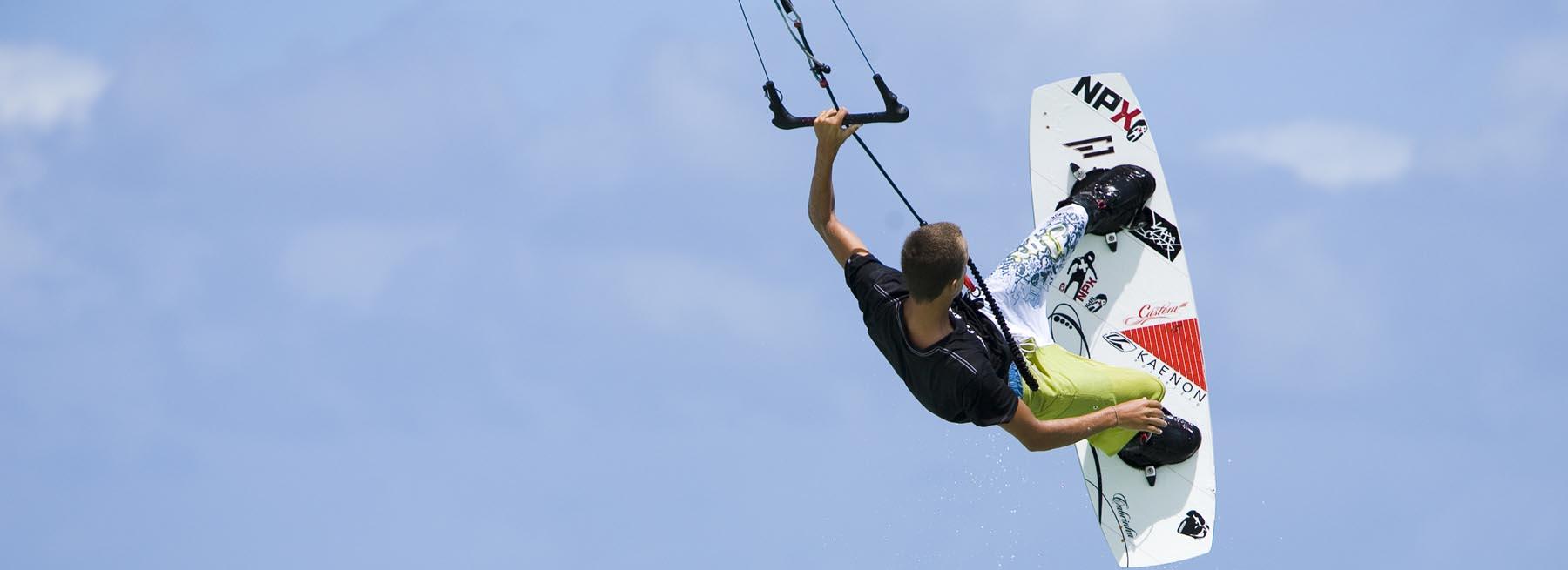 Delphina Windsurf, sun and fun at Porto Pollo  Sardinien - Italien